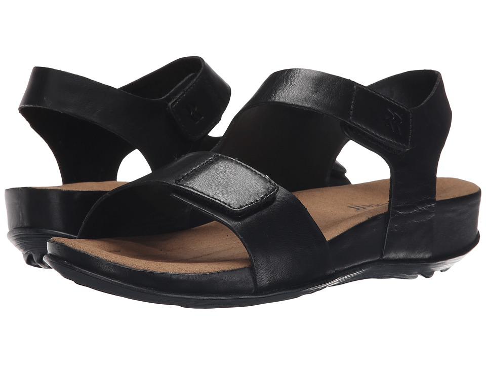 Romika - Fidschi 40 (Black) Women's Sandals