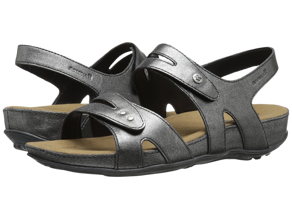 Romika - Fidschi 43 (Anthrazite) Women's Sandals
