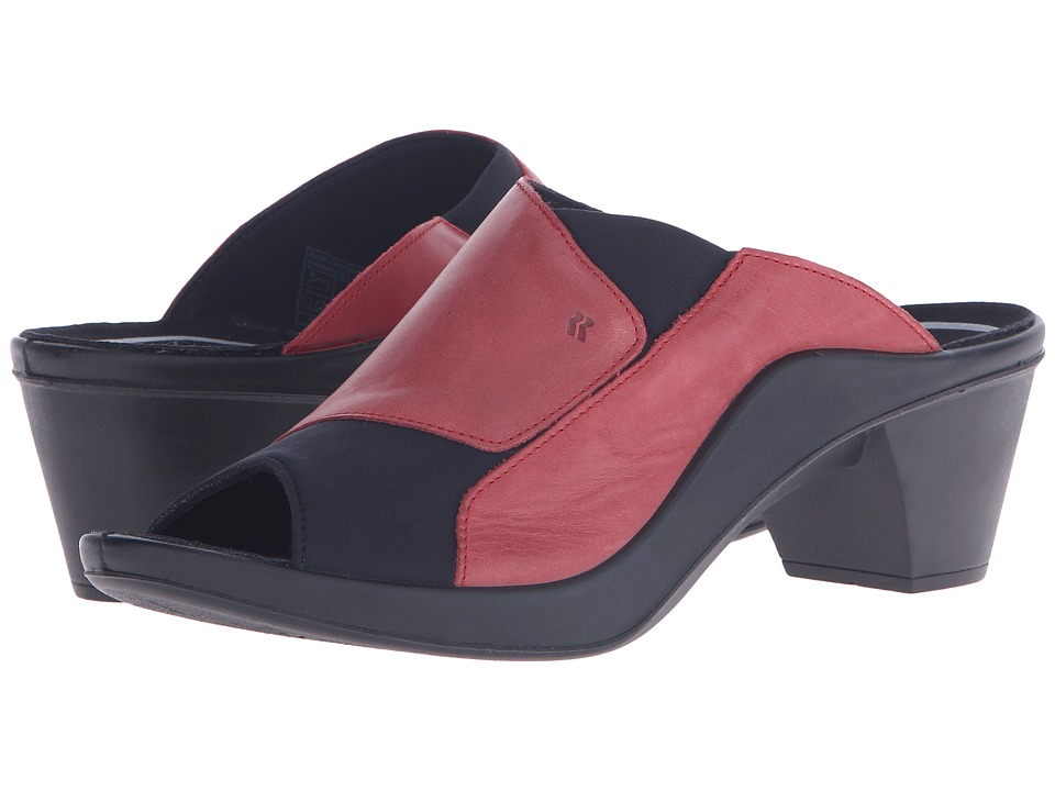 Romika Mokassetta 244 (Carmin/Red) High Heels