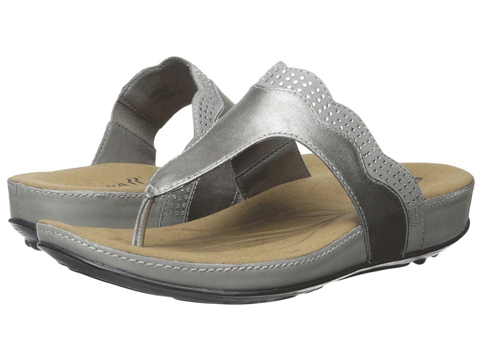 Romika - Fidschi 44 (Platinum/Ash) Women's Sandals