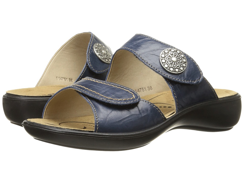 Romika - Ibiza 64 (Denim/Navy) Women's Sandals