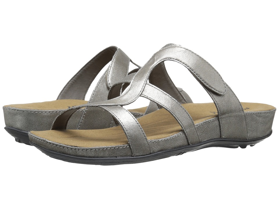 Romika - Fidschi 42 (Platinum) Women's Sandals