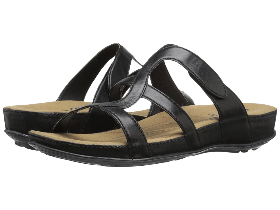 Romika - Fidschi 42 (Black) Women's Sandals