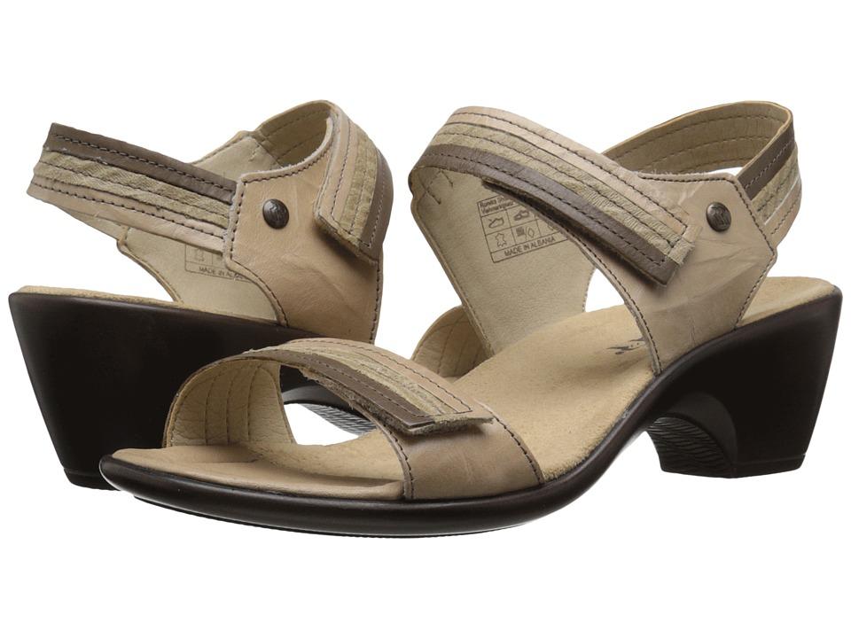 Romika - Gorda 05 (Taupe/Kombi) Women's Sandals
