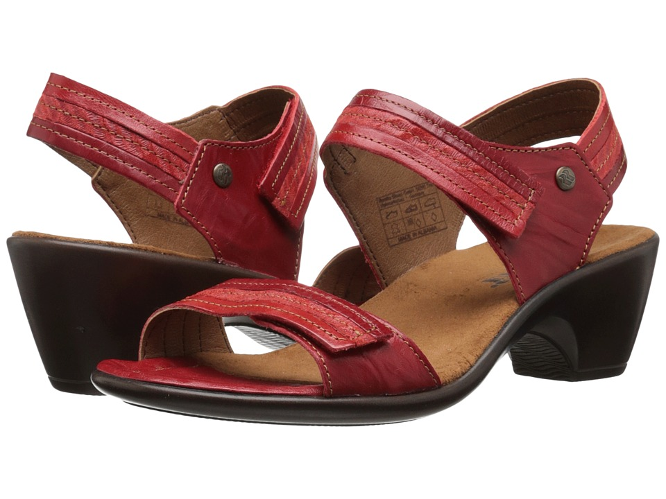Romika - Gorda 05 (Rubin/Kombi) Women's Sandals