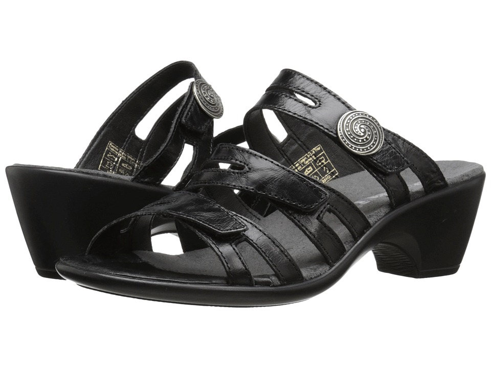 Romika - Gorda 01 (Black) Women's Sandals