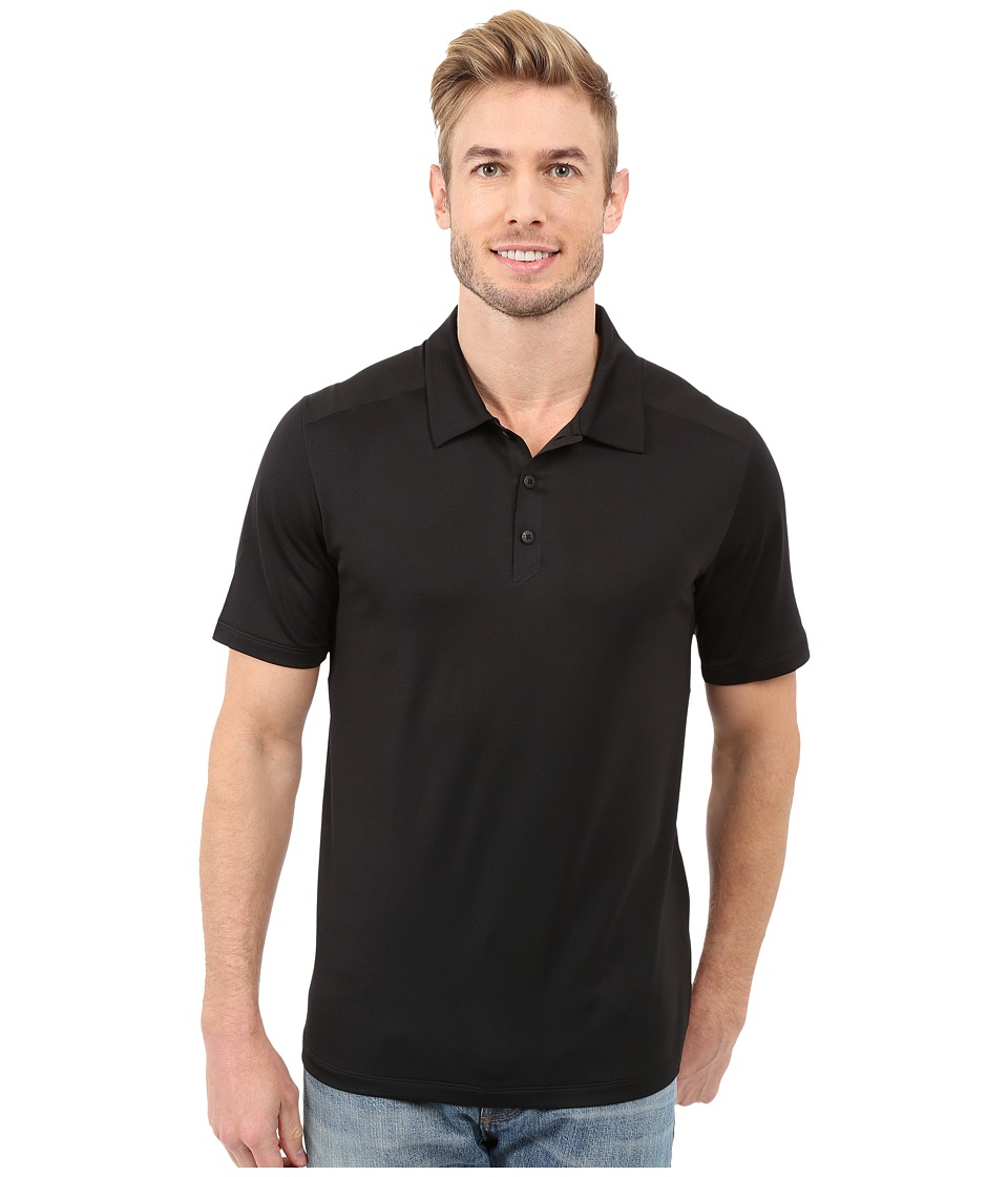 The North Face - Short Sleeve Tek Hike Polo (TNF Black) Men's Short Sleeve Knit