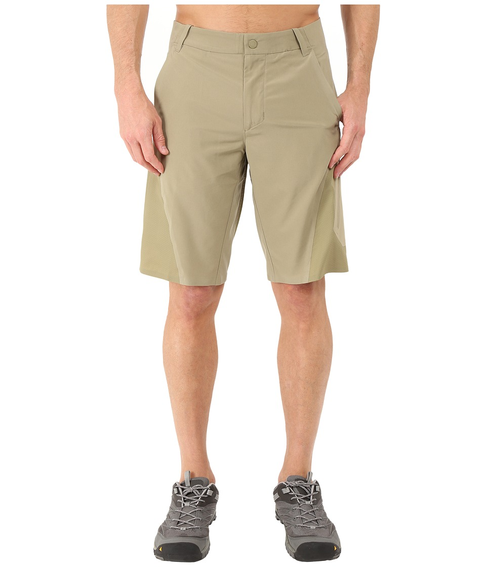 The North Face - On Mountain Shorts (Mountain Moss) Men's Shorts