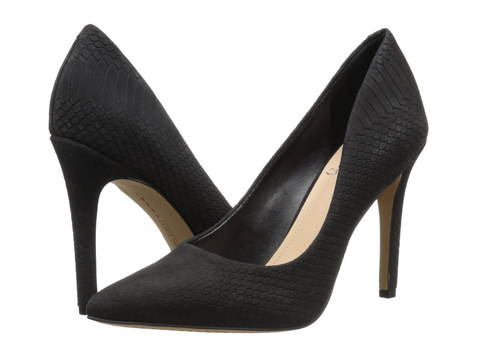 Vince Camuto - Kain (Black Exotic) Women