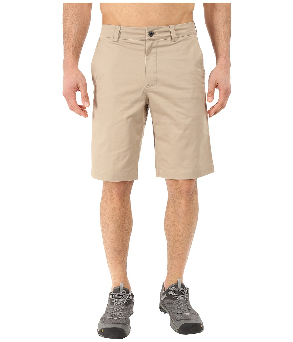 The North Face - Red Rocks Shorts (Dune Beige) Men's Shorts