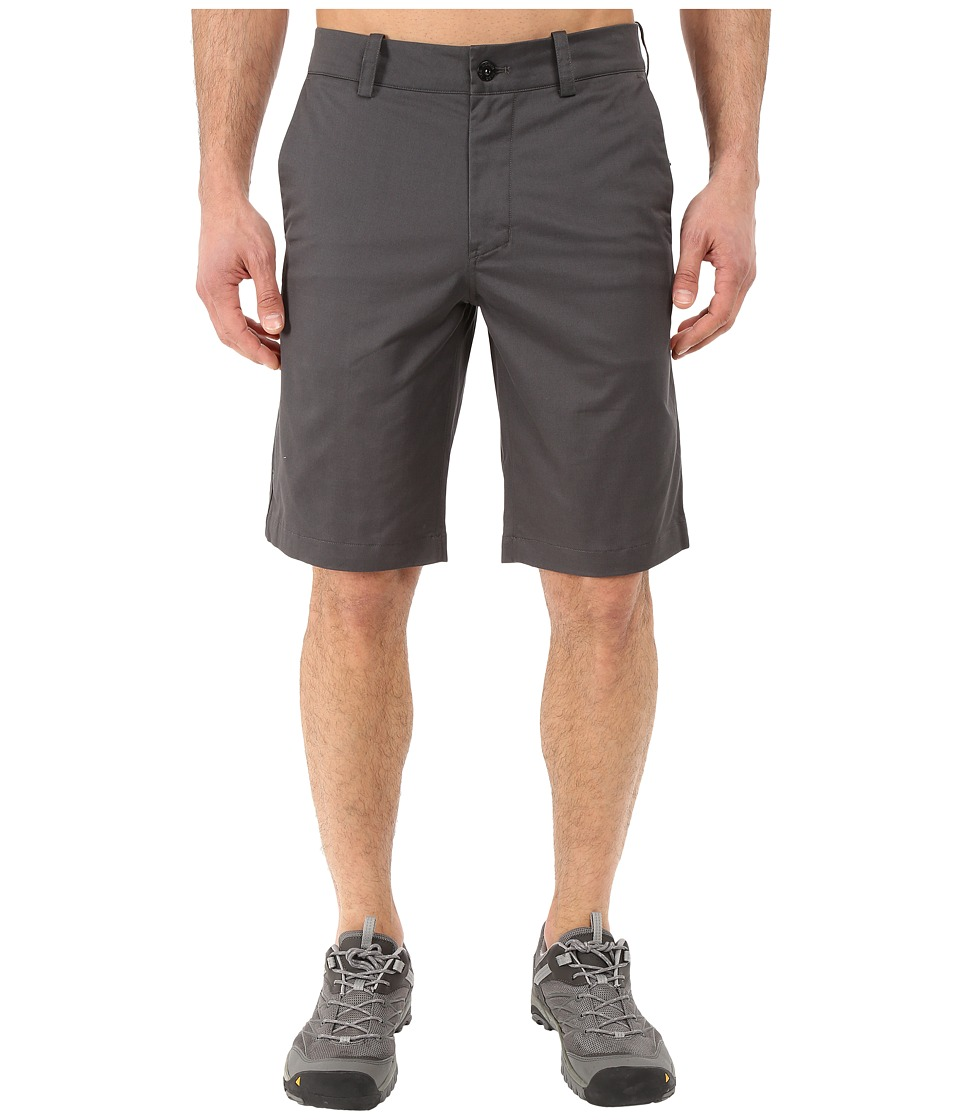 The North Face - Red Rocks Shorts (Asphalt Grey) Men's Shorts