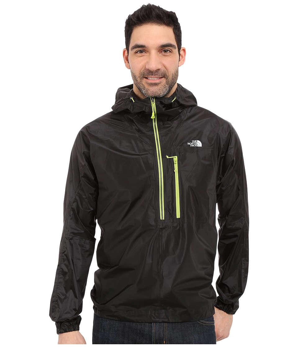 The North Face - FuseForm Cesium Anorak (TNF Black Fuse) Men's Coat