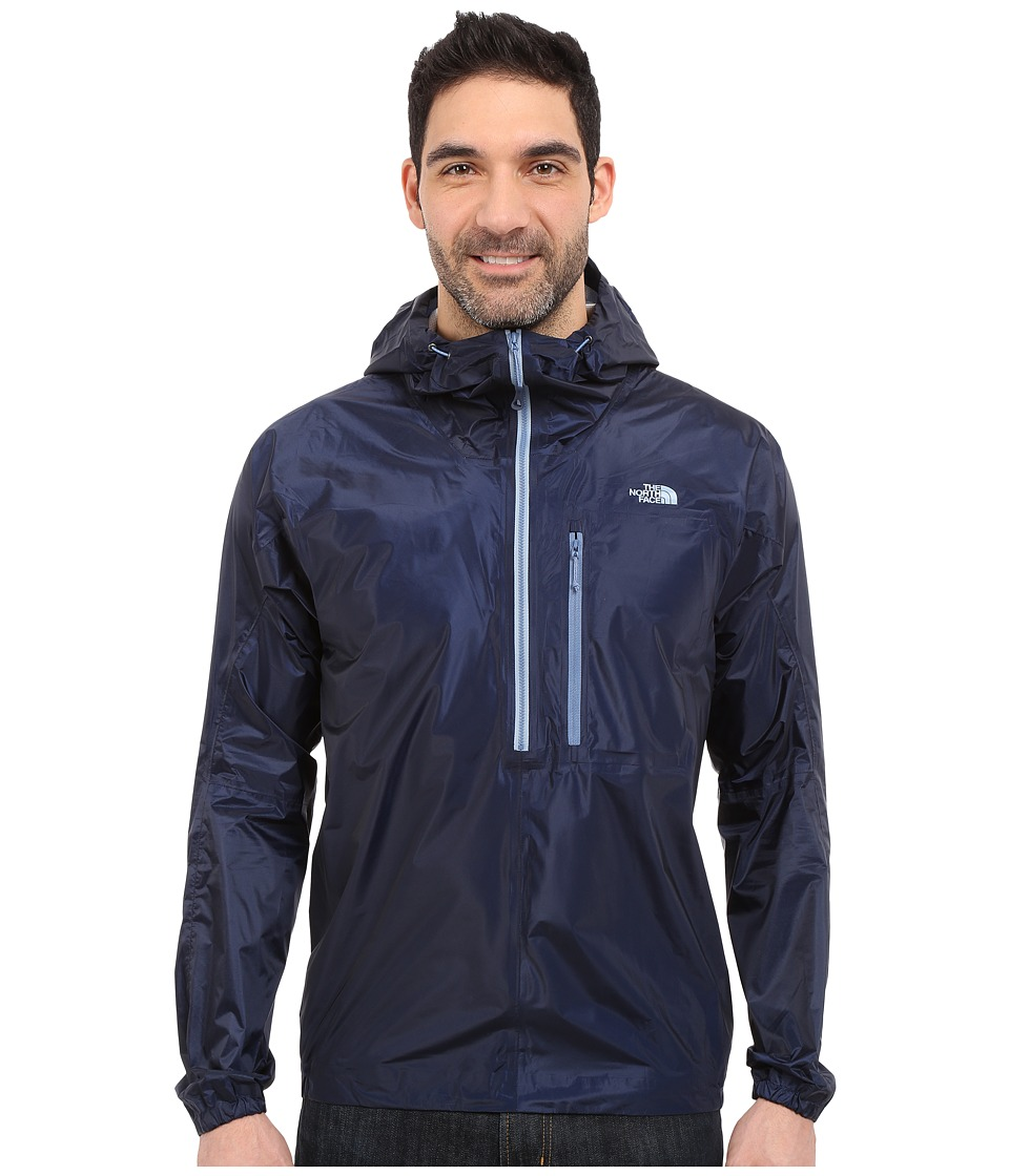 The North Face - FuseForm Cesium Anorak (Cosmic Blue Fuse) Men's Coat