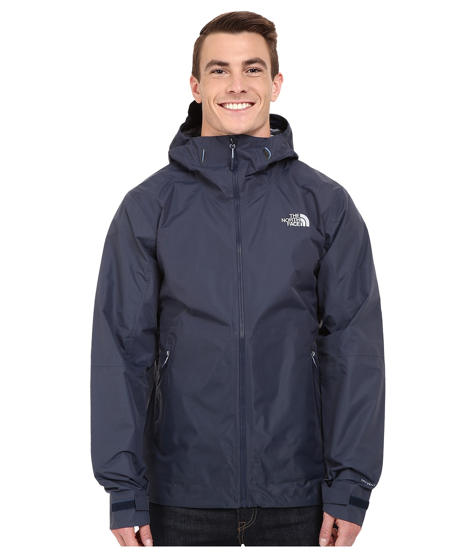 The North Face - FuseForm Dot Matrix Jacket (Cosmic Blue Fuse) Men's Coat