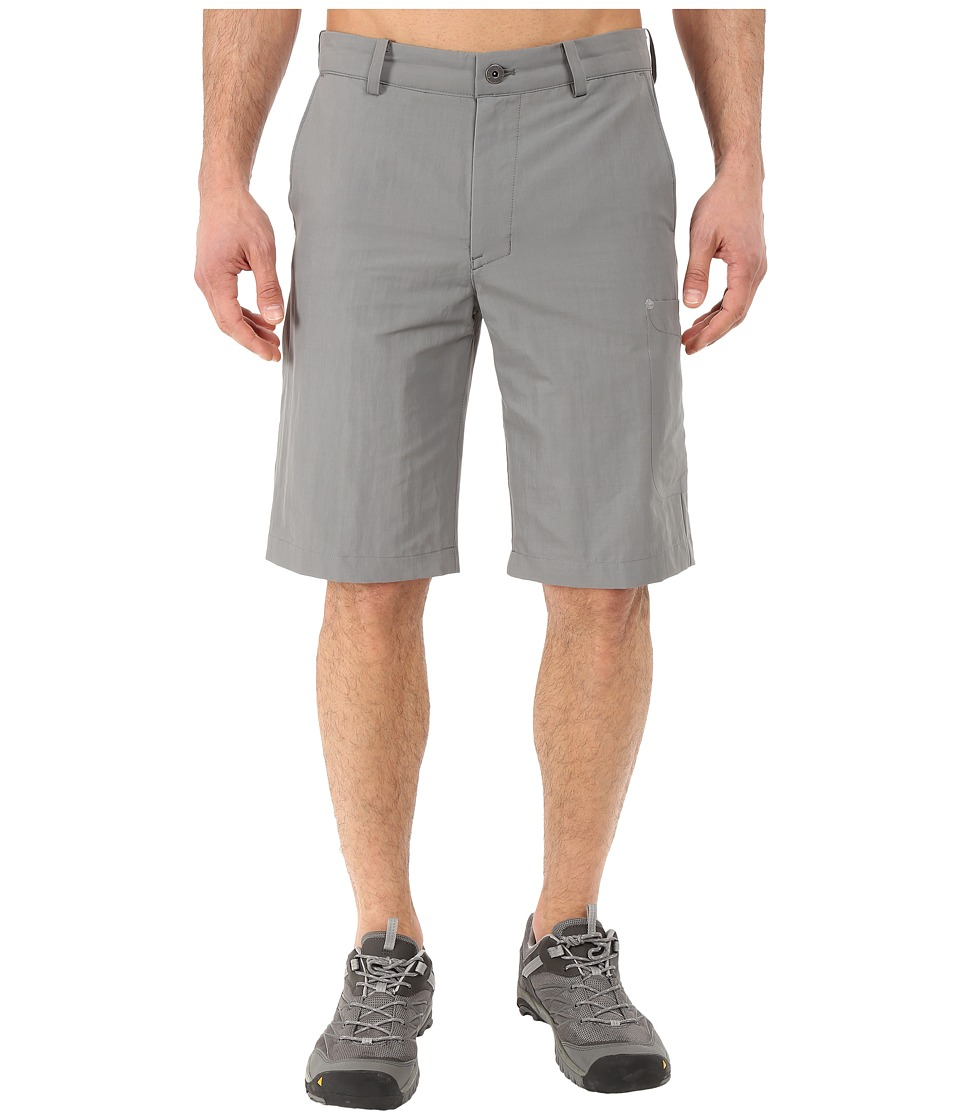 The North Face - Rocky Trail Shorts (Zinc Grey) Men's Shorts
