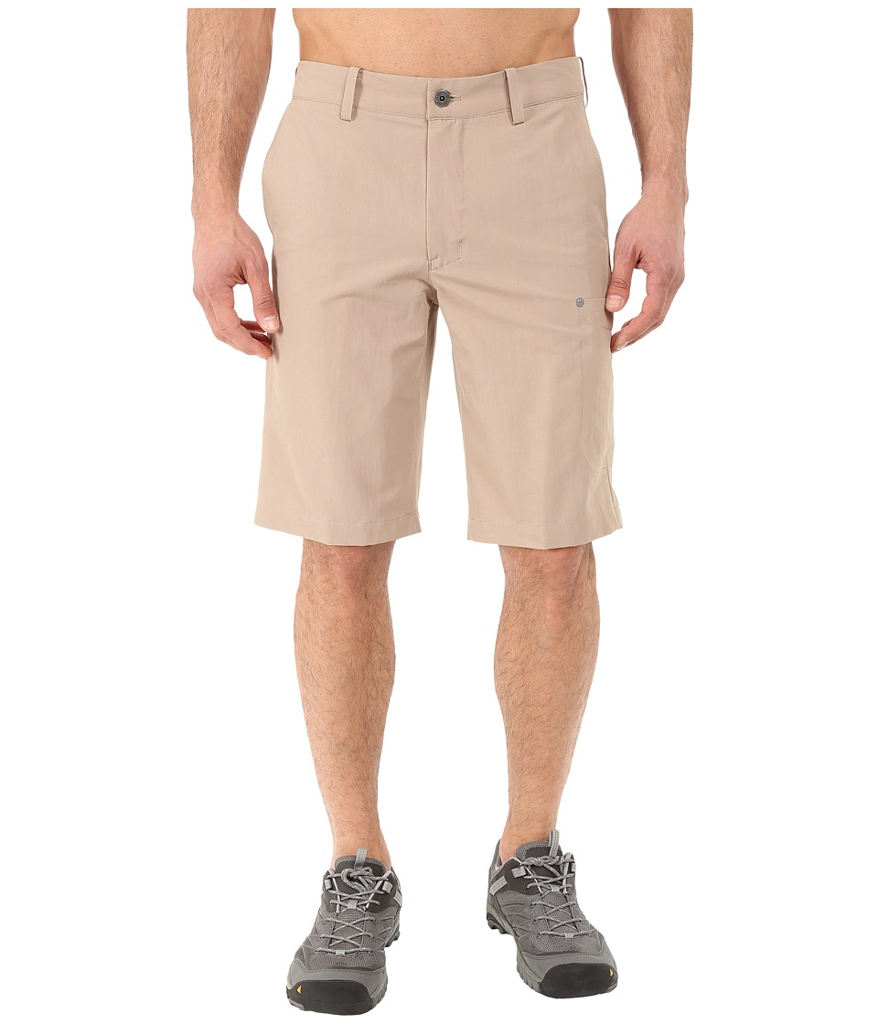 The North Face - Rocky Trail Shorts (Dune Beige) Men's Shorts