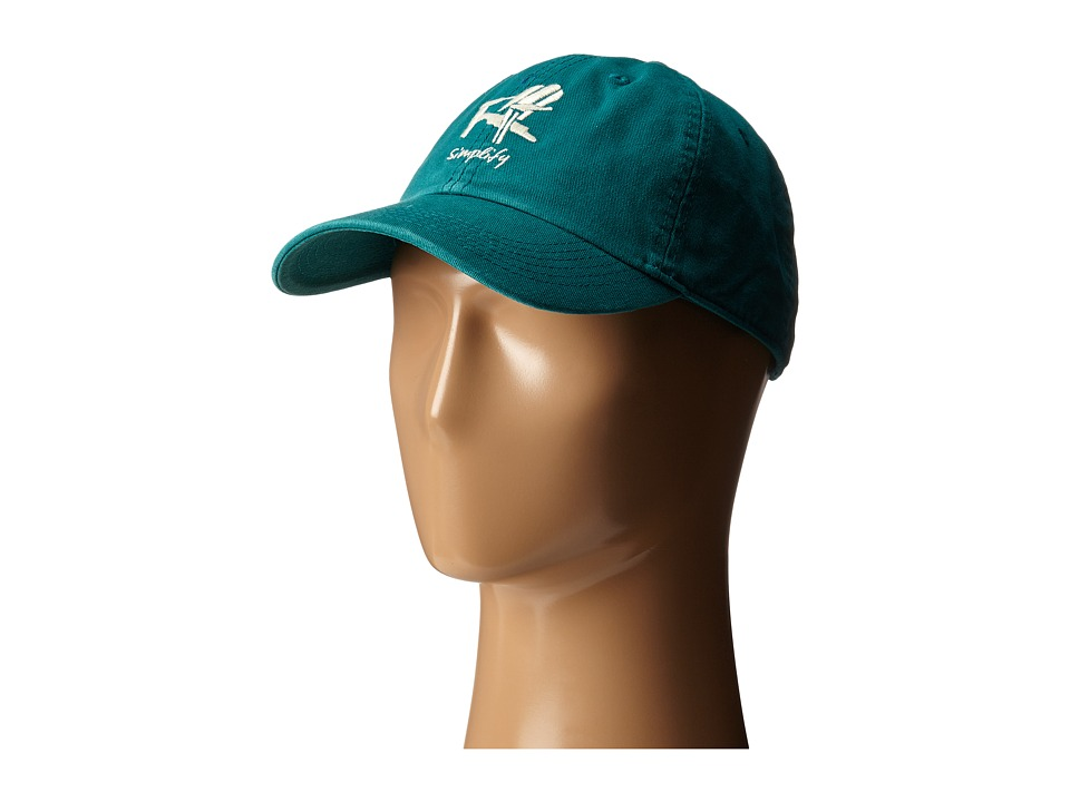 Life is good - Simplify Chill Cap (Beachy Teal) Baseball Caps