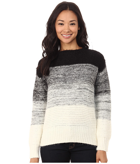 Brigitte Bailey - Kaira Fade Sweater (Black/White) Women