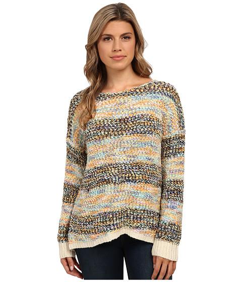 Brigitte Bailey - Caterina Multicolor Sweater (Yellow Multi) Women