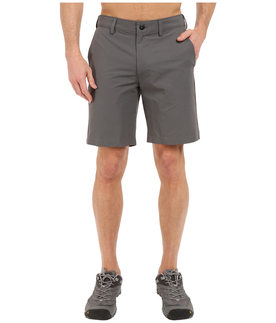The North Face Rockaway Shorts (Asphalt Grey/Zinc Grey) Men