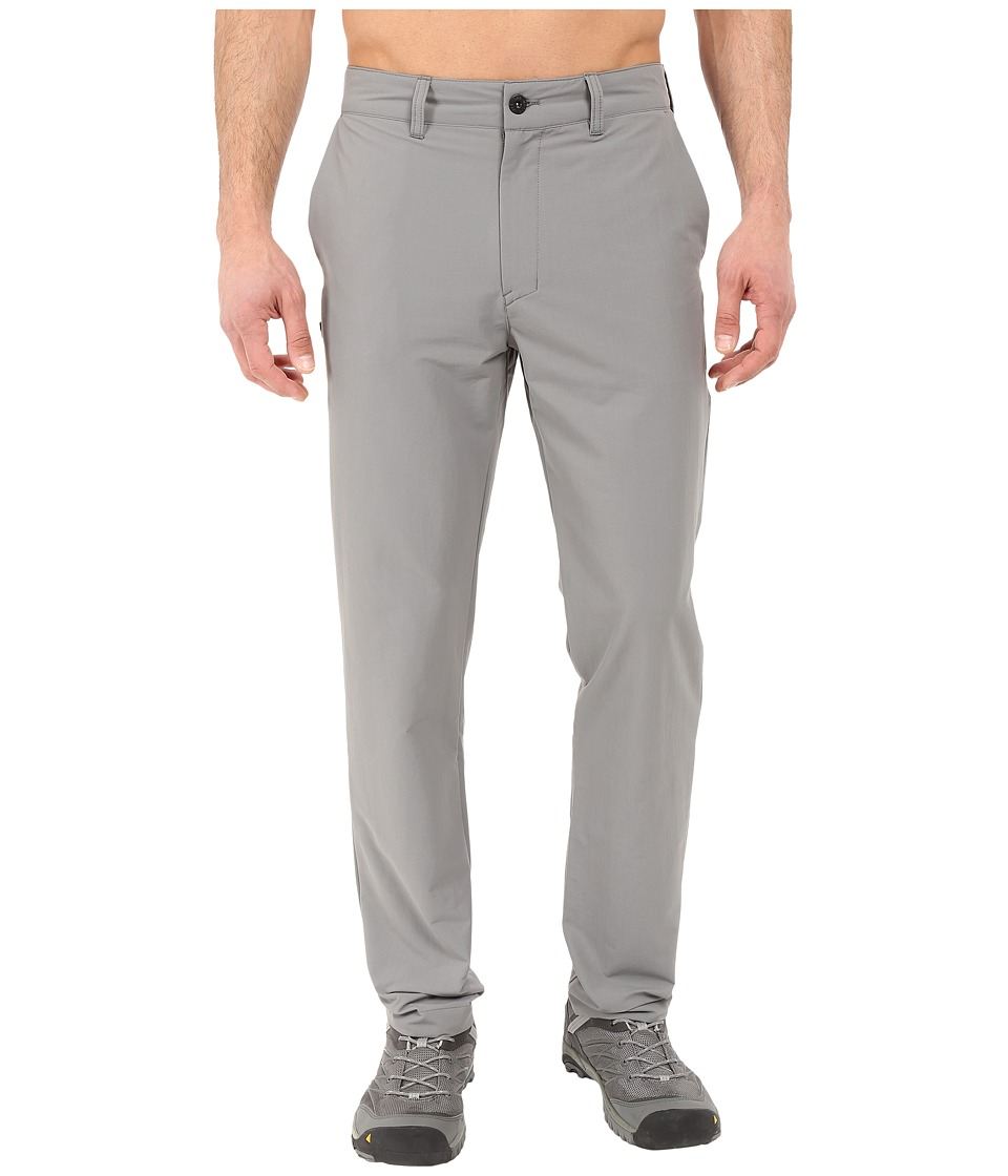 The North Face - Rockaway Pants (Zinc Grey) Men's Casual Pants