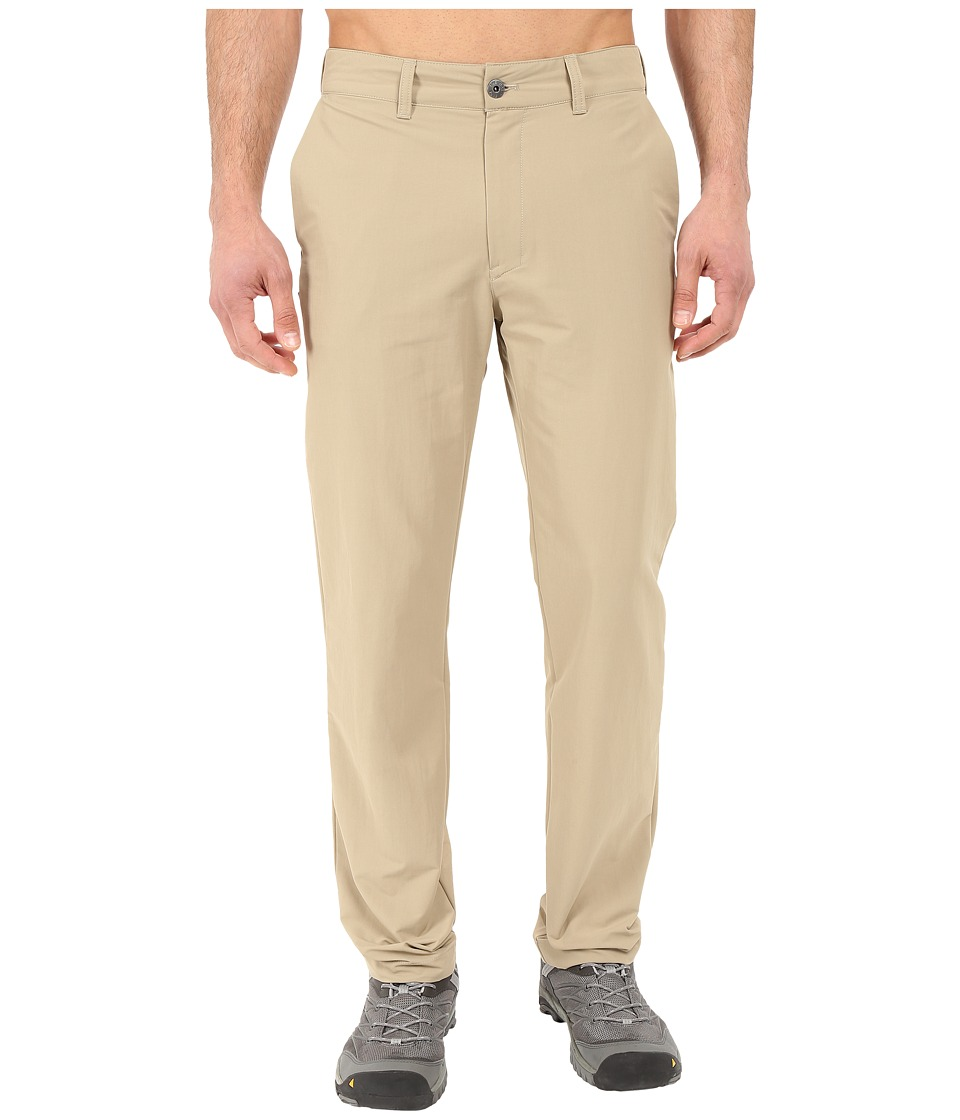 The North Face - Rockaway Pants (Dune Beige) Men's Casual Pants