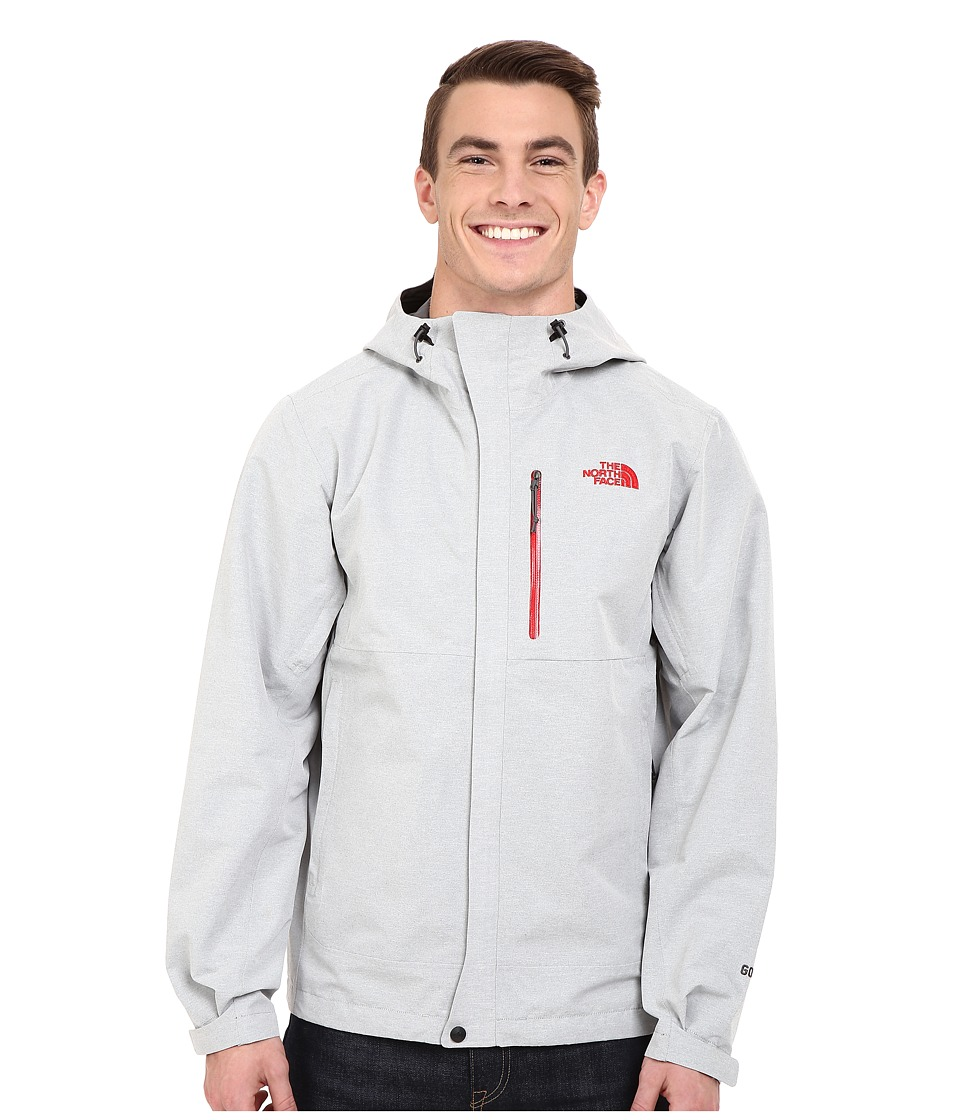 The North Face - Dryzzle Jacket (High Rise Grey Heather) Men's Coat