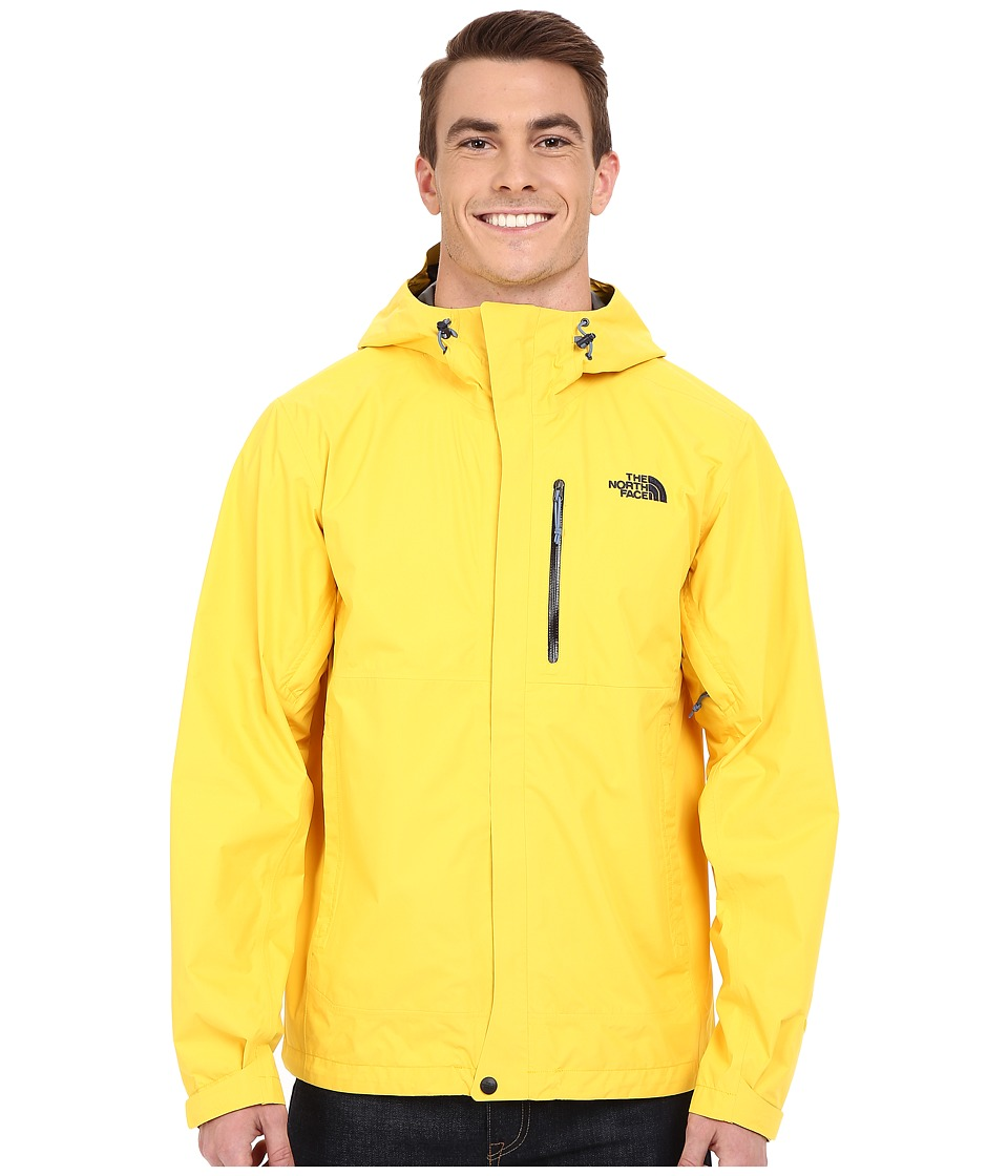 The North Face - Dryzzle Jacket (Freesia Yellow) Men's Coat