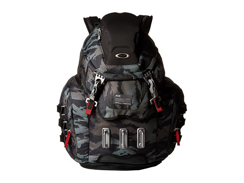 Oakley - Kitchen Sink (Olive Camo) Backpack Bags