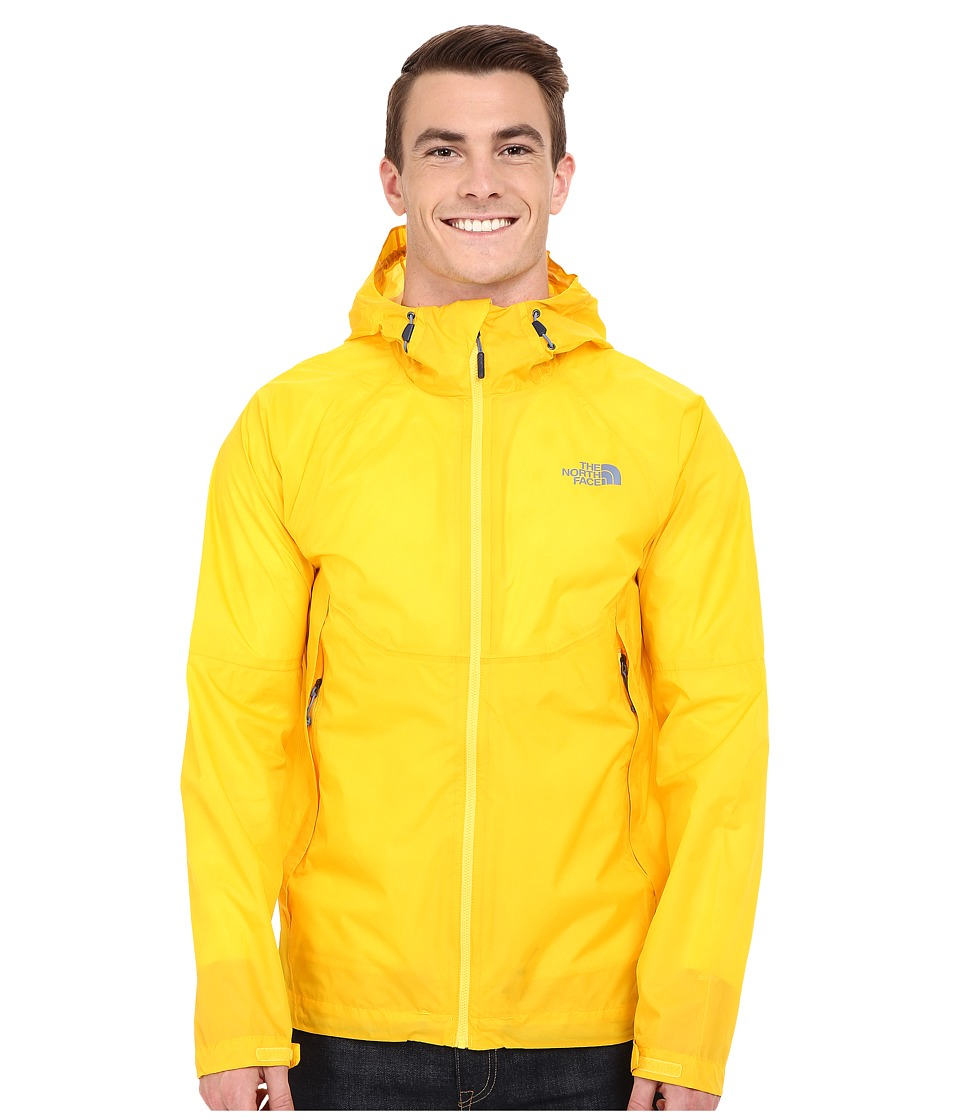The North Face - Venture Fastpack Jacket (Freesia Yellow) Men's Jacket