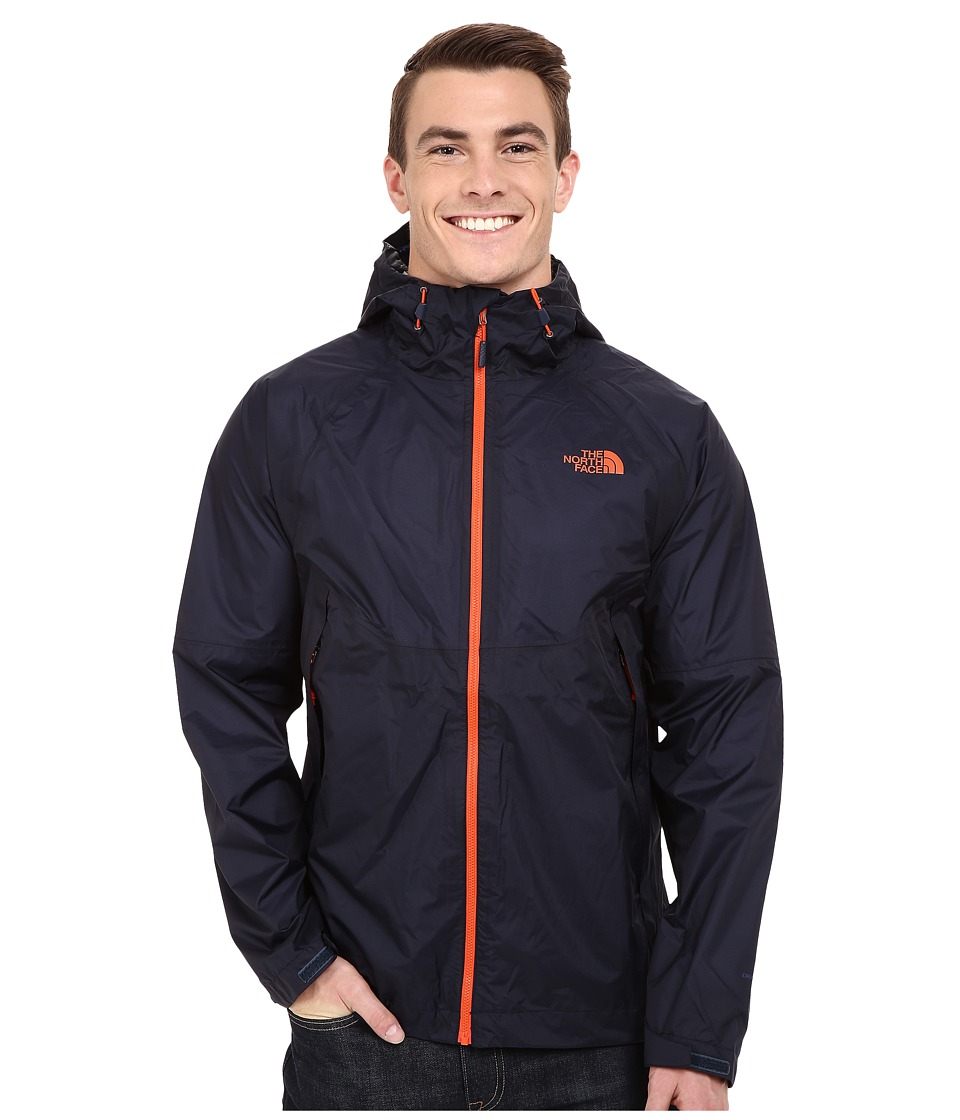 The North Face - Venture Fastpack Jacket (Limoges Blue) Men's Jacket