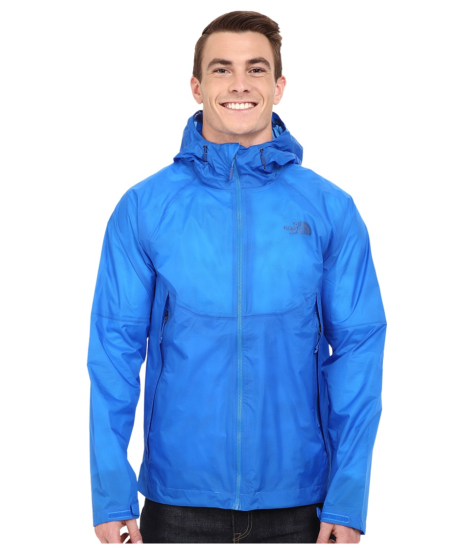 The North Face - Venture Fastpack Jacket (Bomber Blue) Men's Jacket