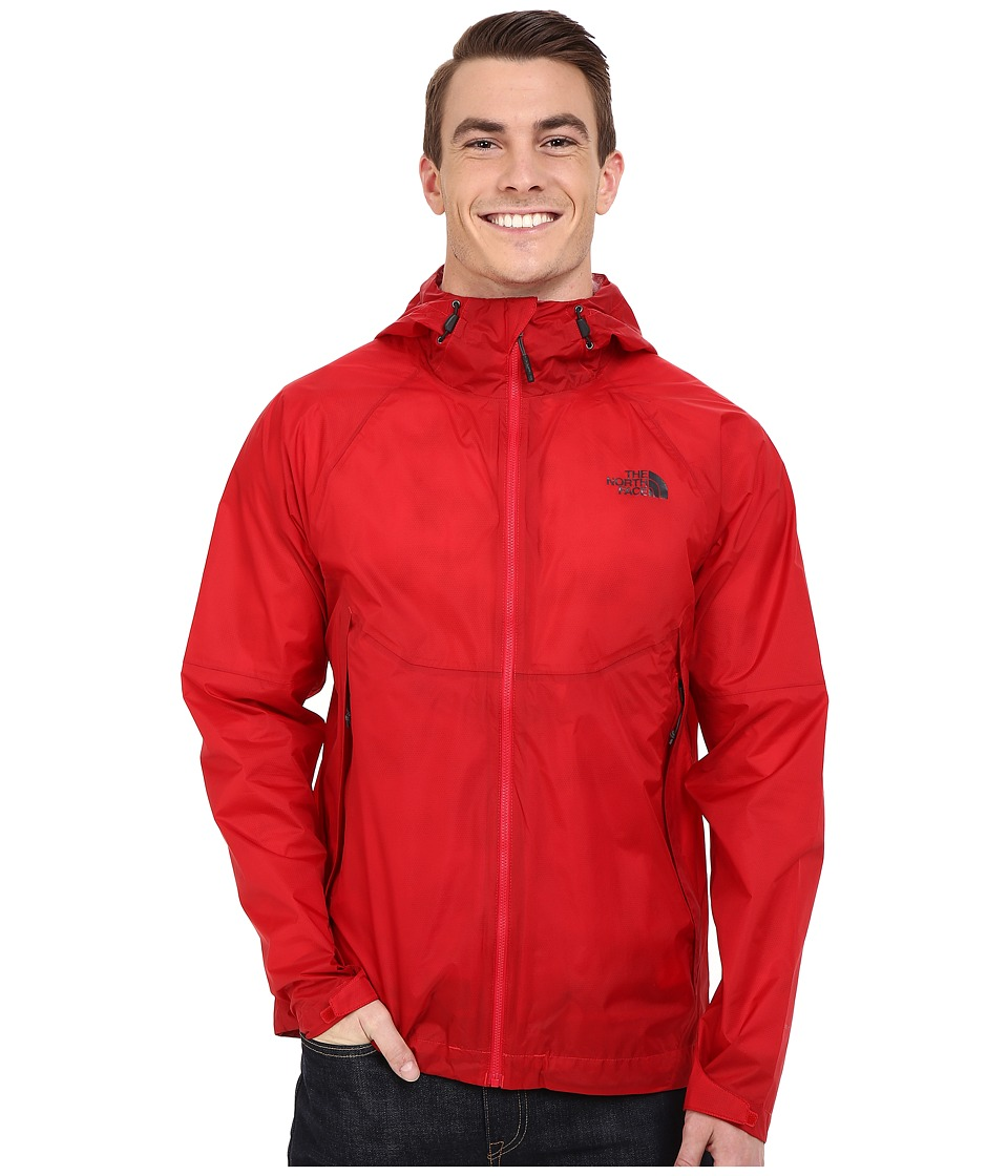 The North Face - Venture Fastpack Jacket (TNF Red) Men's Jacket
