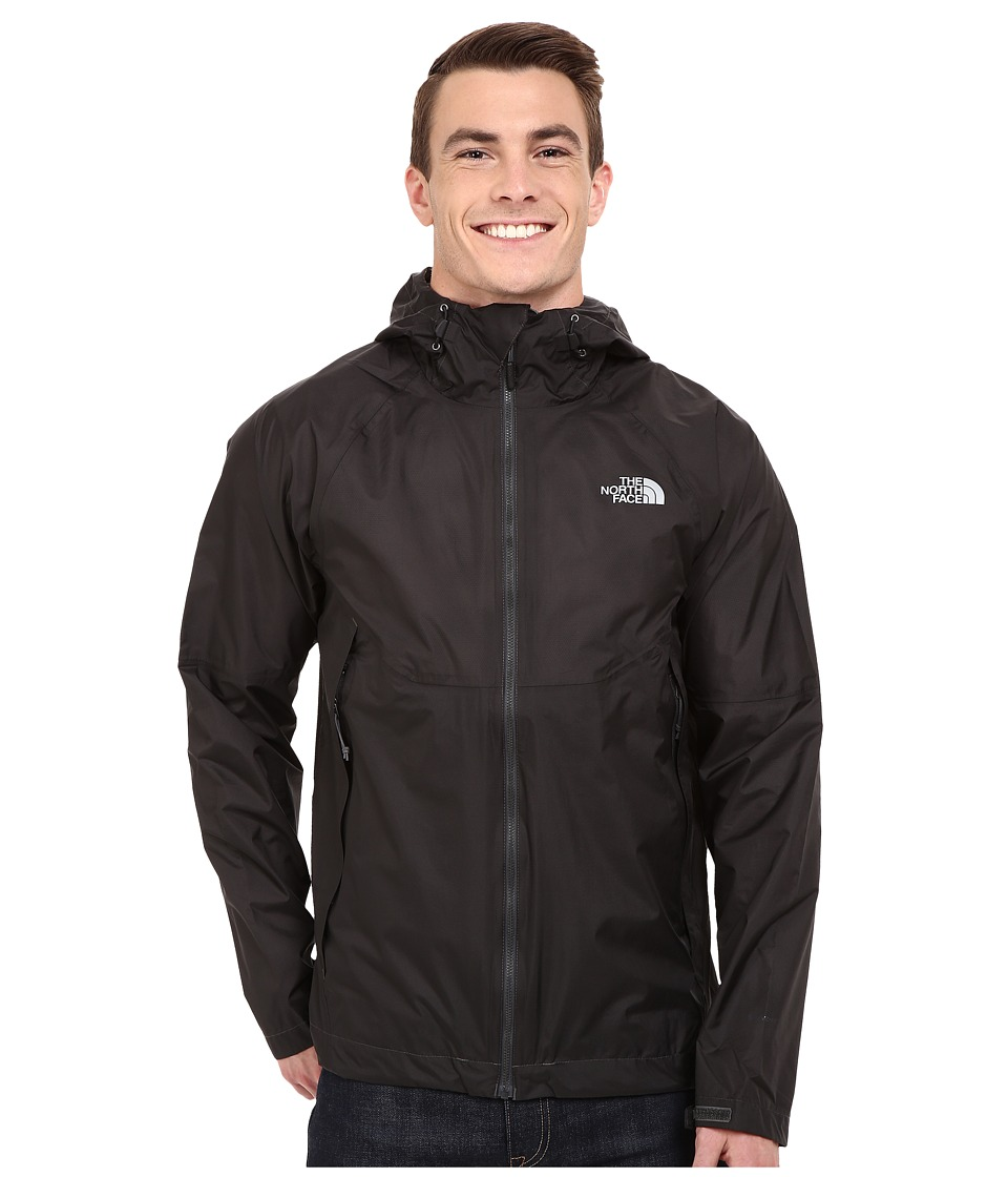 The North Face - Venture Fastpack Jacket (Asphalt Grey) Men's Jacket