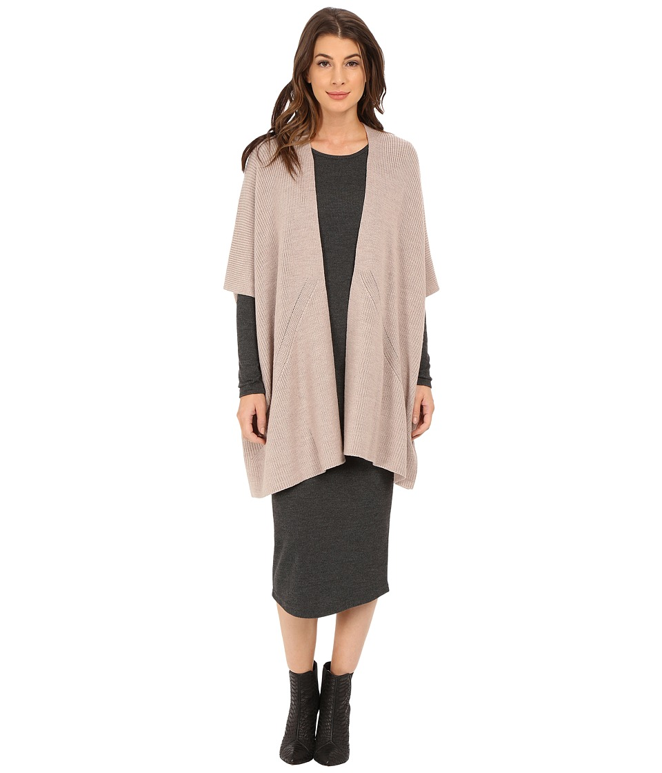 Tart - Campbell Wrap (Oatmeal) Women's Clothing