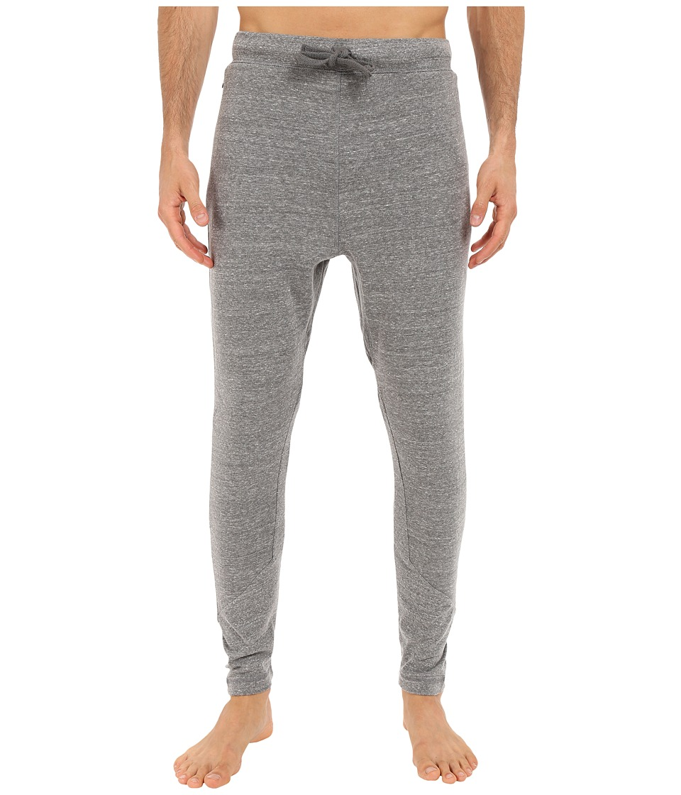 ALO - Relaxed Sweatpants (Grey Tri-Blend Fleece) Men's Casual Pants
