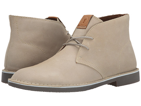 French Connection - Lee (Sand Waxy Suede) Men
