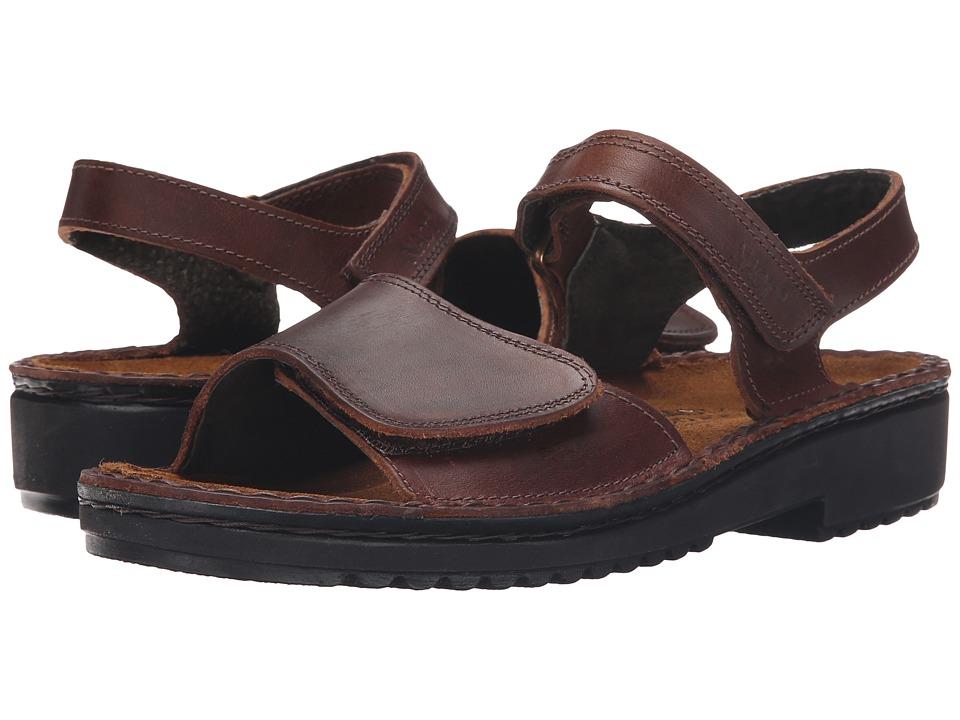 Naot Footwear - Zurich (Buffalo Leather) Women's Shoes