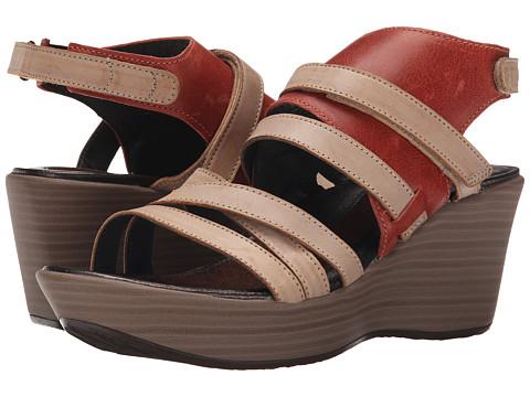 Naot Footwear - Prestige (Brick/Biscuit Leather) High Heels