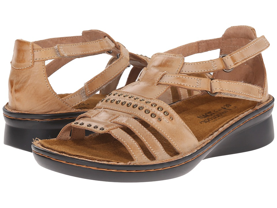 Naot Footwear - Serenade (Biscuit Leather) Women