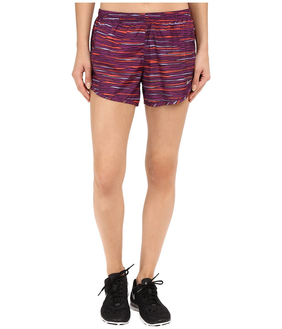 Nike - Equilibrium Modern Tempo Running Short (Cosmic Purple/Reflective Silver) Women's Shorts