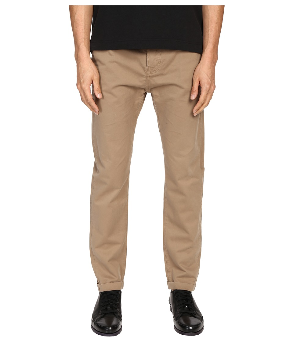 The Kooples - Sport Cotton Chino Pants (Beige) Men's Casual Pants