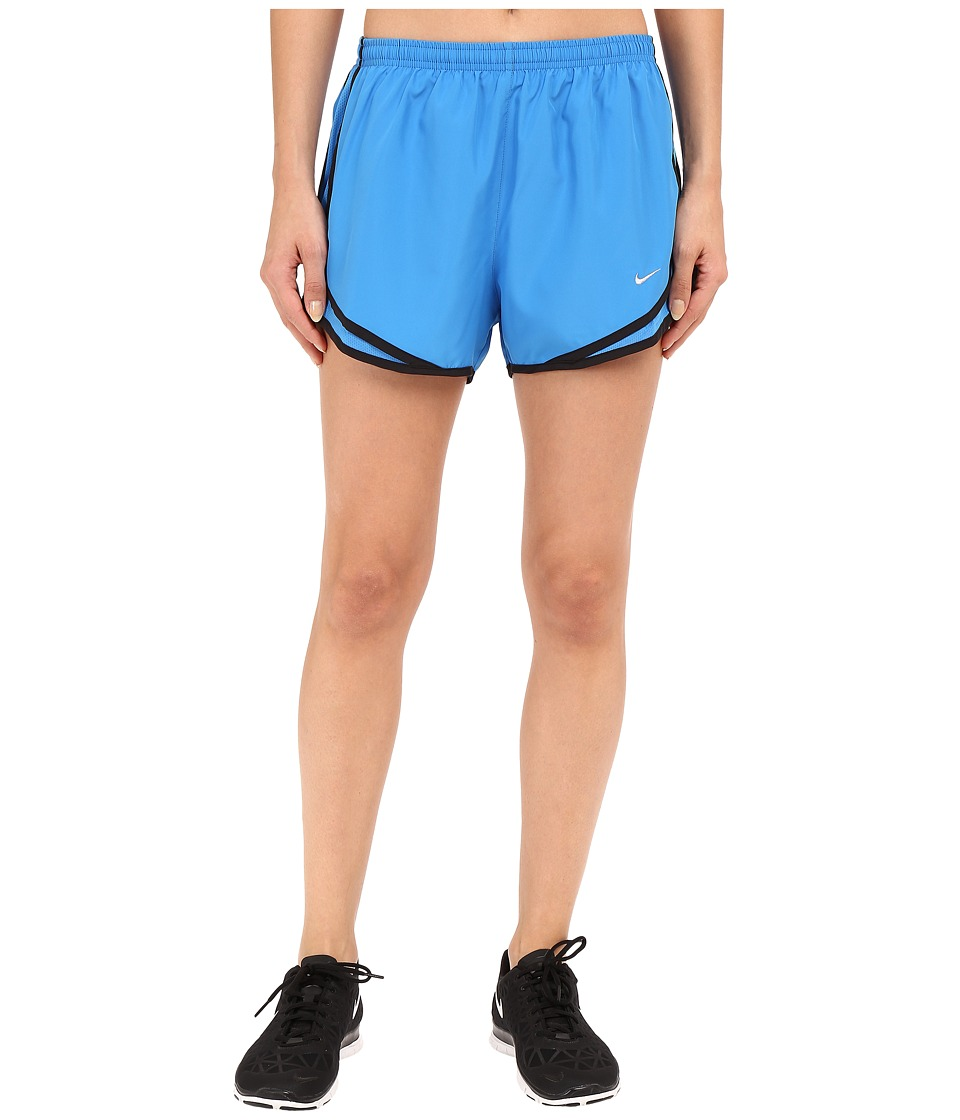 Nike - Tempo Short (Light Photo Blue/Light Photo Blue/Black/Wolf Grey) Women's Workout