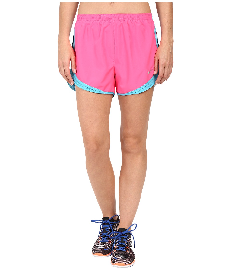 Nike - Tempo Short (Hyper Pink/Omega Blue/Omega Blue/Wolf Grey) Women's Workout