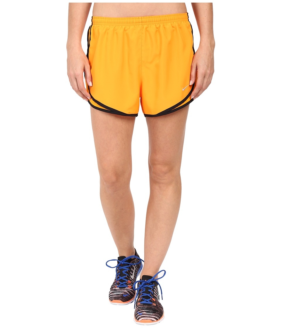Nike - Tempo Short (Vivid Orange/Vivid Orange/Black/Wolf Grey) Women's Workout