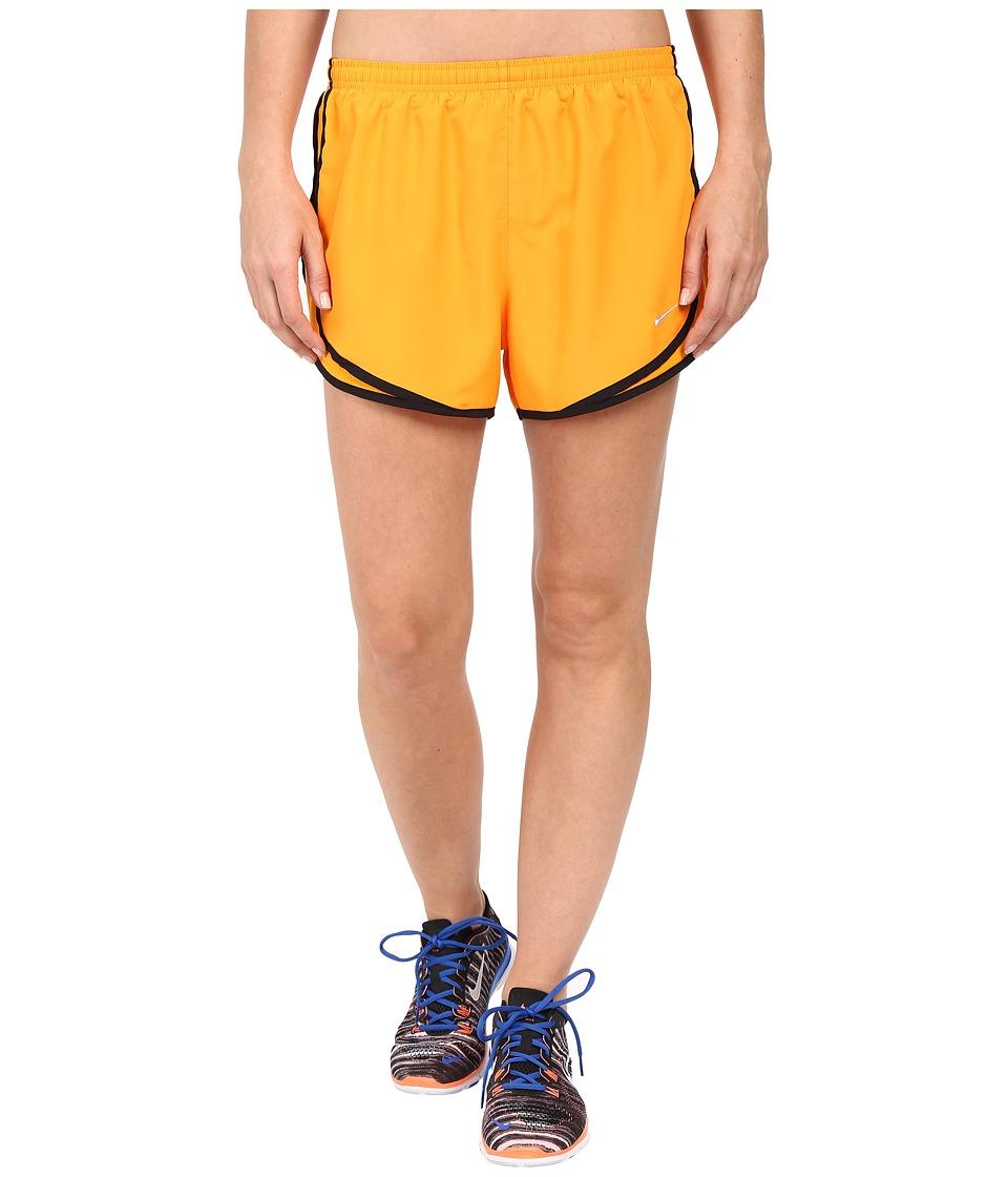 Nike - Tempo Short (Vivid Orange/Vivid Orange/Black/Wolf Grey) Women's Workout