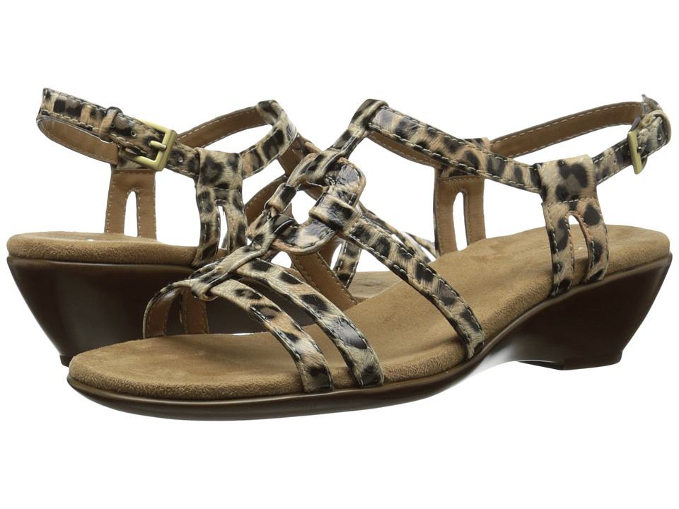 Aerosoles - A2 by Aerosoles Propeller (Leopard Tan) Women