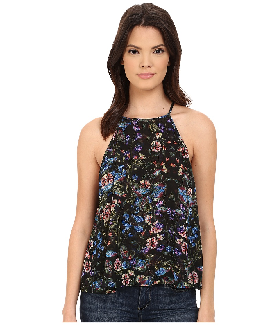 Show Me Your Mumu - Selena Top (Talking Tulips) Women's Clothing