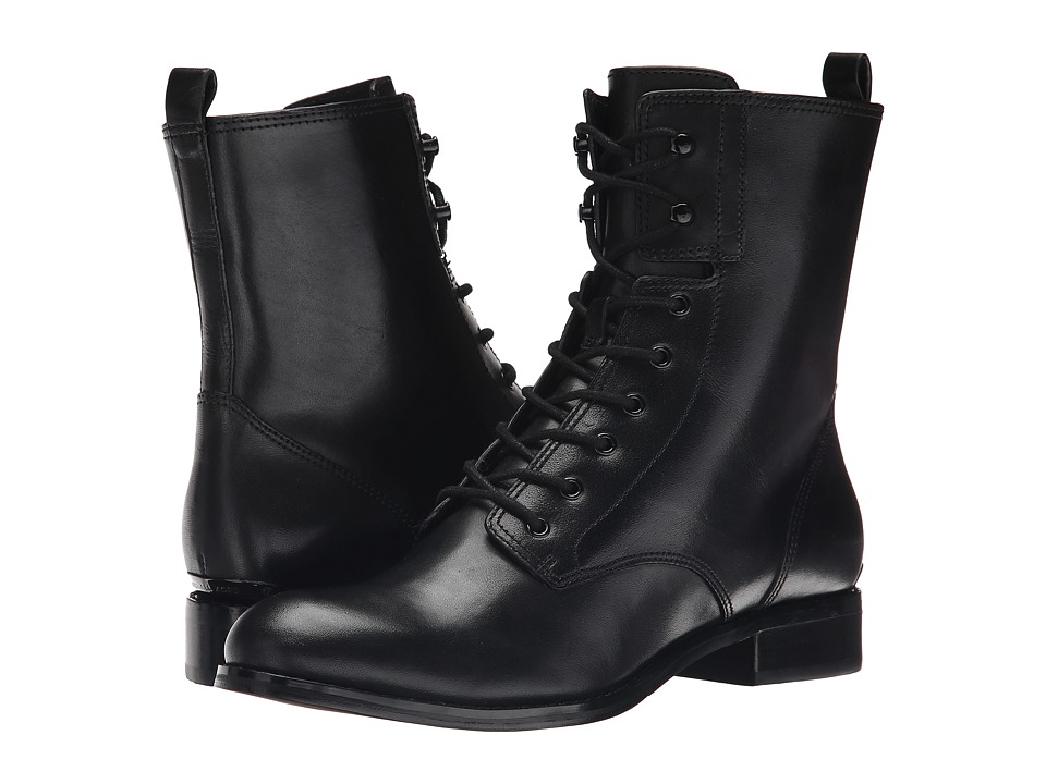 MICHAEL Michael Kors - Norwood Boot (Black Vachetta) Women