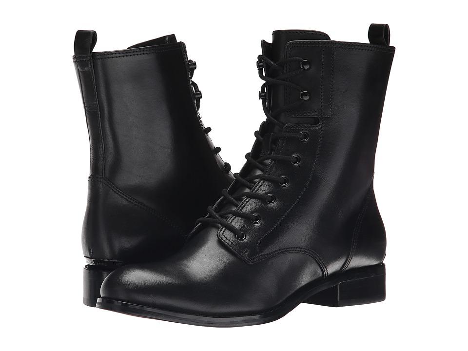 MICHAEL Michael Kors - Norwood Boot (Black Vachetta) Women